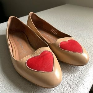 Jeffrey Campbell Heart to Miss flats
